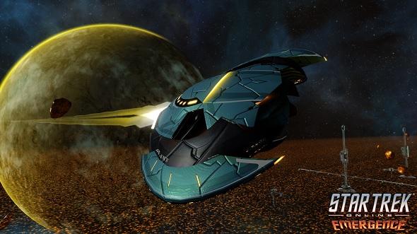 Star Trek Online Tzenkethi Shuk Din Escort [T6]