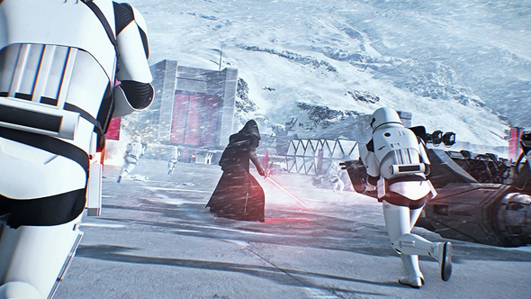 Star Wars Battlefront 2 ea share price microtransactions