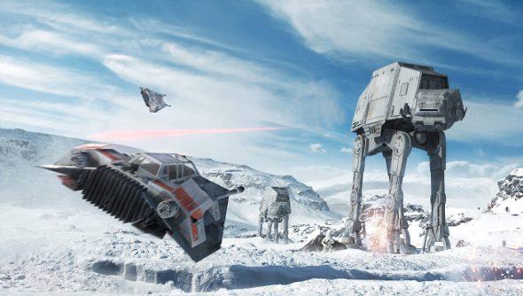 Star Wars Battlefront E3