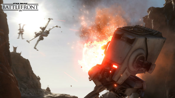 Star Wars Battlefront won't support in-game voice chat