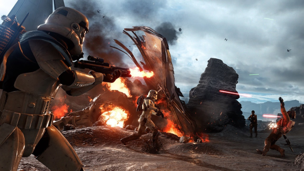 Star Wars Battlefront sacrificed single-player to keep up with The Force Awakens