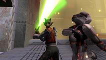 Jedi Academy Rodian lightsaber