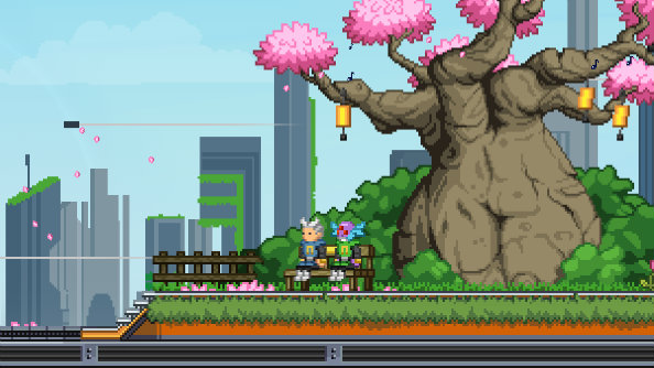 Plunder ancient vaults and terraform entire planets in Starbound 1.2