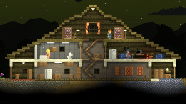 Money-earning career paths and a Dungeon Master role coming to Starbound
