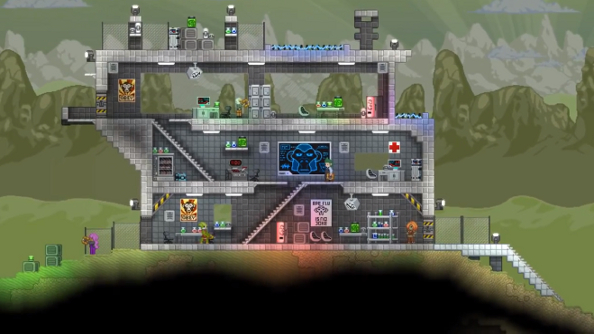 Starbound updates slowed while team moved to UK
