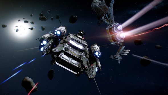 Star Citizen dogfighting module delayed