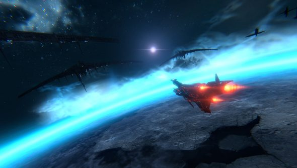 Star Conflict gets Oculus Rift support