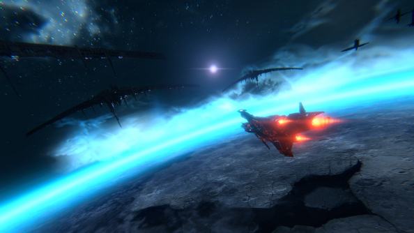 Star Conflict gets Oculus Rift support, chucking your eyeballs into space
