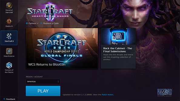 StarCraft II launcher to be absorbed by Battle.net desktop app in the next few weeks