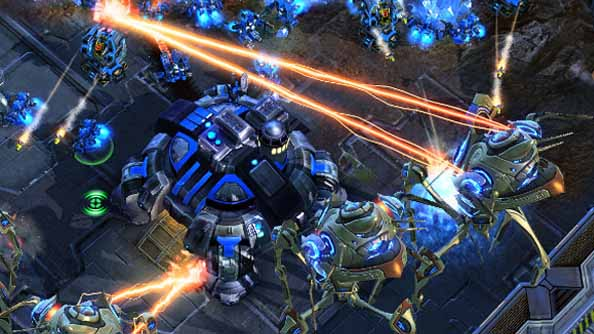 StarCraft 2 2.0.4 patch adds new replay features and revamps menus