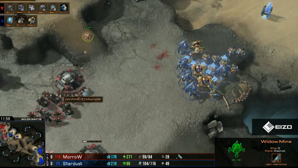 Dreamhack's kicking off over in Valencia. Finest European Starcraft 2 play on show