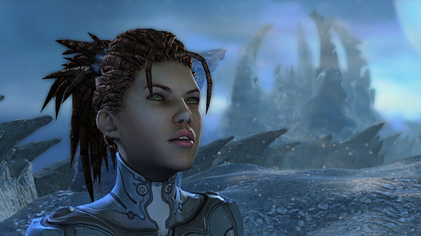 Starcraft 2 2.1 is out next week. Includes clan updates, new levels, and extension mods