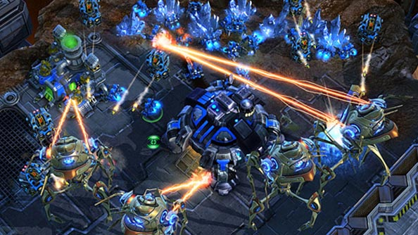 What's the difference between Starcraft 2 clans and groups?