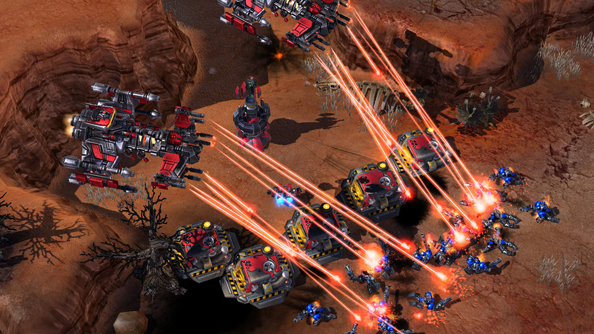 "Swedish politicians compete in StarCraft tournament to ""remind youth that votes matter"""