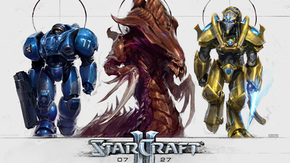StarCraft 2 birthday celebrations mean extra XP for all