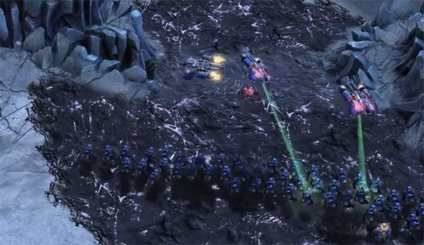 Blizzard recap StarCraft 2 World Championship Series to date in a handy set of videos
