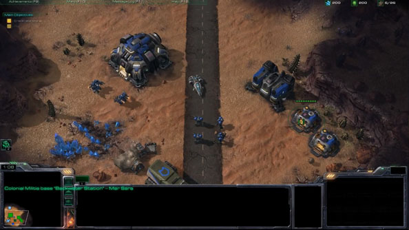Starcraft and Brood War singleplayer remade in Starcraft 2; five sixths of the way there
