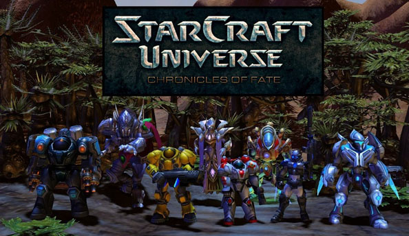 StarCraft from FAN's 3rd Person RPG