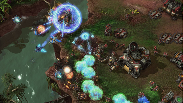 "StarCraft 2 neural parasite ""on the chopping block"" for Heart of the Swarm; fungal growth might go projectile"