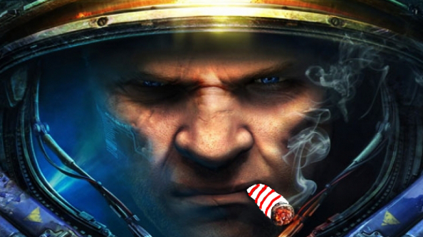 Stay in with Starcraft II's Arcade Holiday Marathon