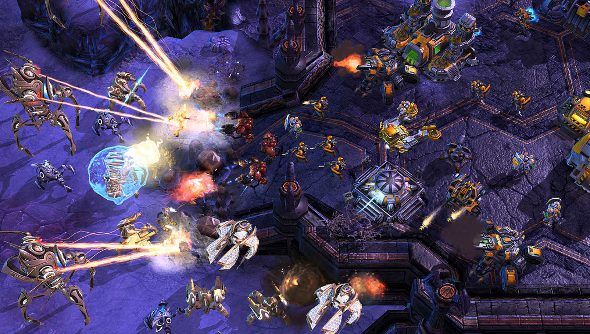 Starcraft II 2.1 makes custom maps free