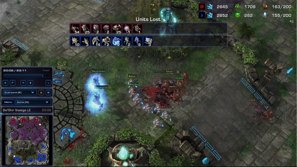 Starcraft 2 patch 2 0 10 delayed following issues with Asian release