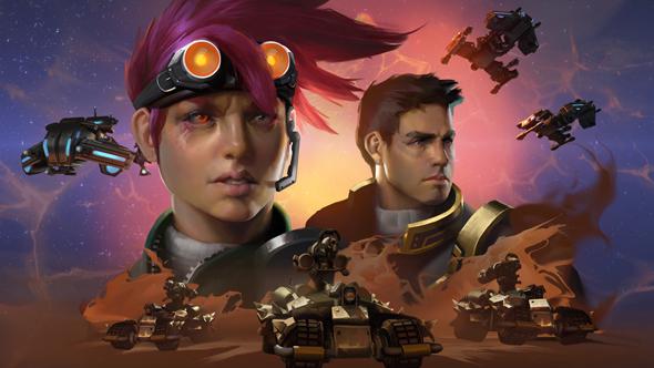 starcraft 2 han and horner co-op commanders