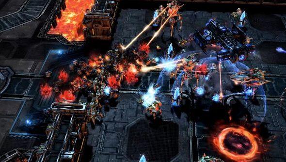 StarCraft 2 mutators