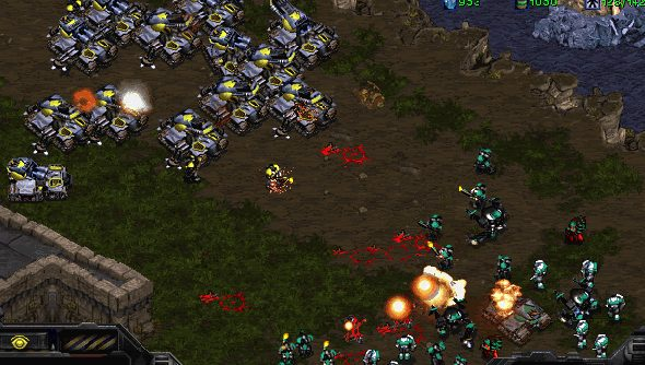 StarCraft bot tournament