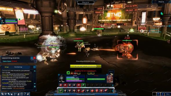 StarCraft Universe, a massive MMO-like RPG built in the SC2 editor, is now in open beta