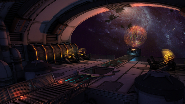 StarCrawlers makes dungeons out of spaceships