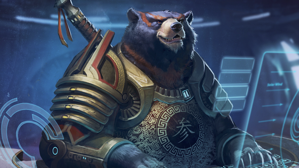 StarDrive trailer shows space bears fighting space owls