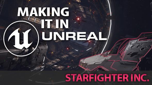 Starfighter Inc Unreal Engine 4