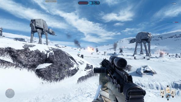 best looking games Star Wars Battlefront
