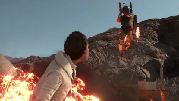 Star Wars Battlefront will steal 27GB of your hard drive