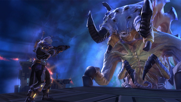 Star Wars: The Old Republic 1.4 update introduces harrowing monstrosities from the edge of space