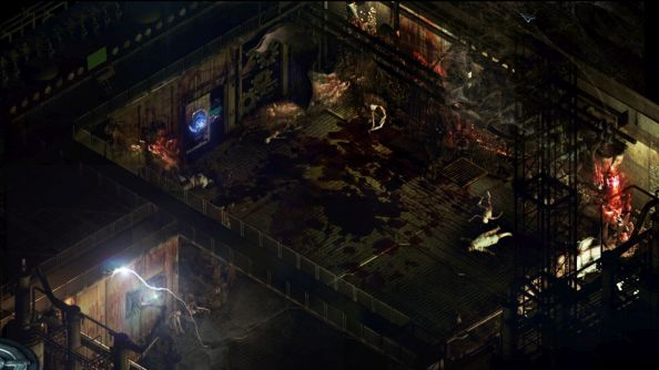 Isometric horror point 'n' click STASIS released on Steam today