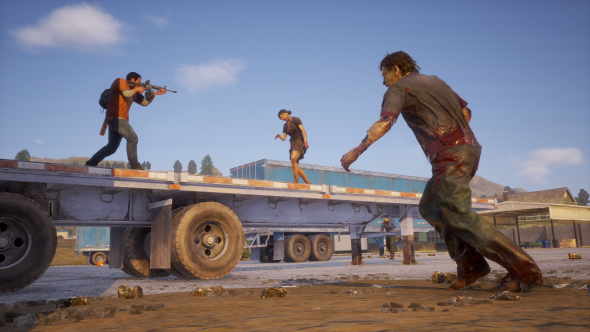 state of decay 2 performance review multiplayer
