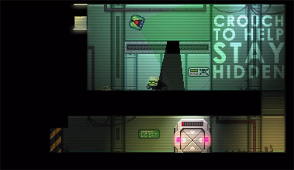 Stealth Bastard Deluxe to feature 80 levels and a story