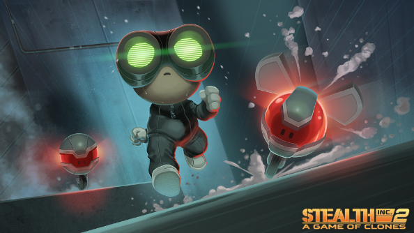 Grab Stealth Inc. 2 for free in the Humble Summer Sale