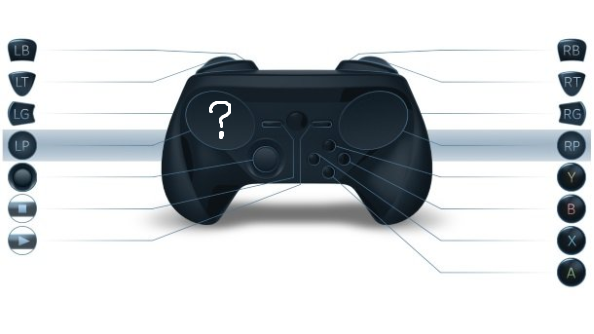 The Steam controller's design has been updated again. This time with a D Pad