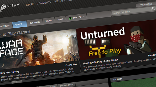 Hi-Rez: Steam free-to-play games have a discovery problem