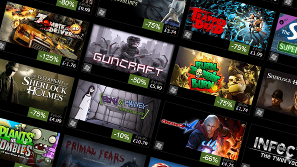 Steam Halloween sale sees prices slashed to ribbons