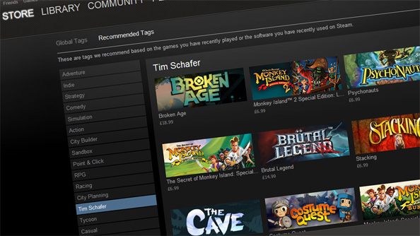 Valve launch community-created Steam tags; community pulls zero punches