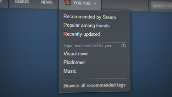 Valve introduce report system to tackle abusive, spoilery or unhelpful Steam tagging
