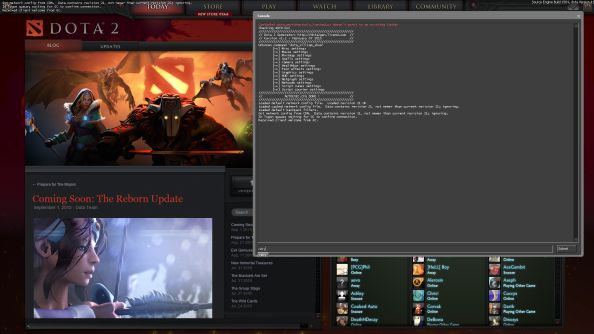 Dota 2 console commands, launch options and cheats | PCGamesN