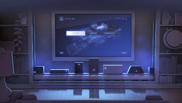 Steam box, SteamOS, Valve,
