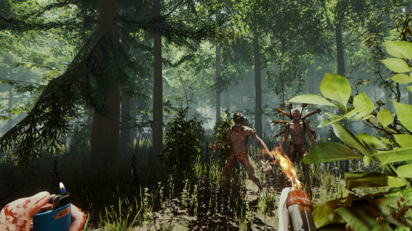steam charts most popular games the forest