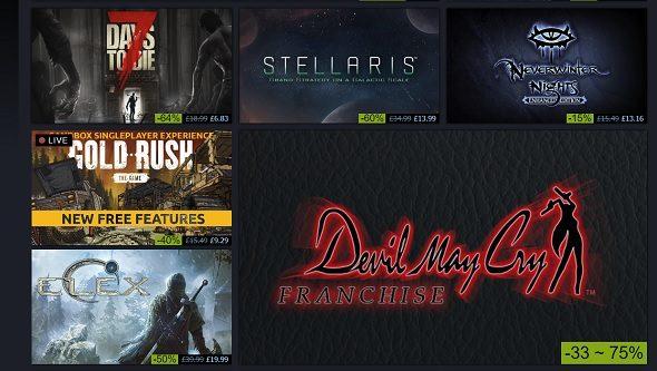 """""""Steam Summer Sale"""""""