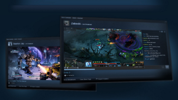 Steam is looking twitchy: the broadcasting beta starts today